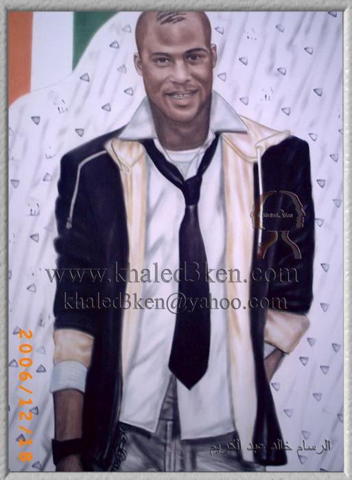 Guy Demel by KHALED3KEN